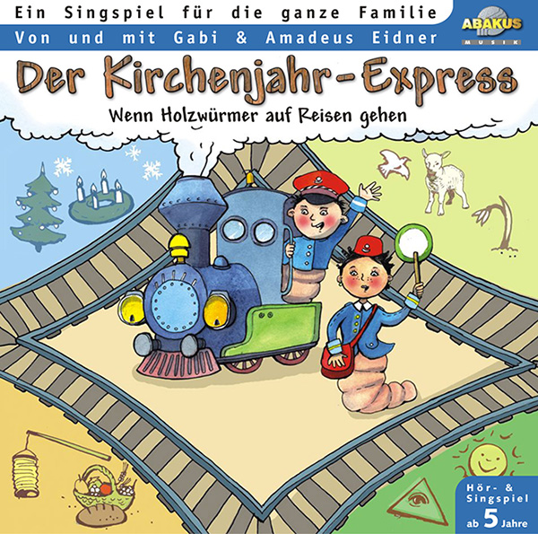 CD Cover Kirchenjahr Express